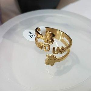 Tous ring size 8